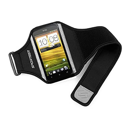 Amazon.com: Sporteer Armband For Most Smartphones - Black: Cell ...