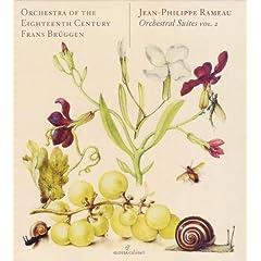 Orchestral Suites Vol. 2 Nais & Zoroastre