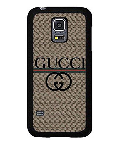 Brand Logo Gucci Galaxy S5 Mini Custodia Case - Extra Slim Impact Resistant Creative Cover Custodia Case Fit for Samsung Galaxy S5 Mini