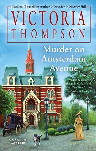 Murder on Amsterdam Avenue (Gaslight Mystery)