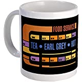 CafePress Tea, Earl Grey, Hot Mugs - Mega White