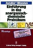img - for Einf hrung in das anorganisch-chemische Praktikum (einschl. der quantitativen Analyse). book / textbook / text book