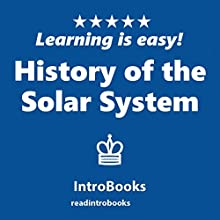 History of the Solar System Audiobook by  IntroBooks Narrated by Andrea Giordani