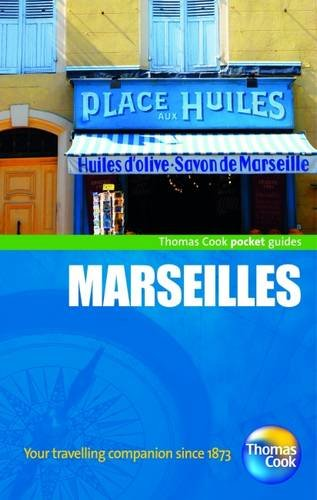 Marseilles Pocket Guide, 2nd (Thomas Cook Pocket Guides)