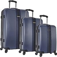 Nine West 3-Piece Hardside Spinner Luggage Set