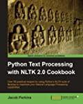 Python Text Processing with NLTK 2.0...