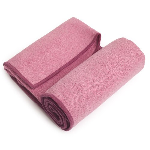 YogaRat Yoga Towel In Mat-length And Hand Sizes Sporting