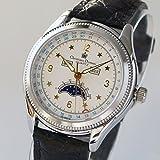 [クリスチャーノドマーニ]Christiano Domani 腕時計 ムーンフェイズ スター ホワイト CD2001-5 メンズ