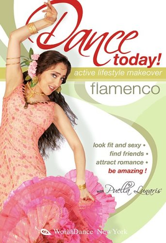 Dance Today! Flamenco - Active Lifestyle Makeover [DVD] [2006] [NTSC]
