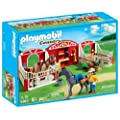 Playmobil Country 5983 chevaux d�crochage