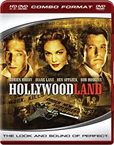 "Cover of ""Hollywoodland (Combo HD DVD and..."