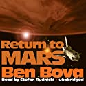 Return to Mars Audiobook by Ben Bova Narrated by Stefan Rudnicki