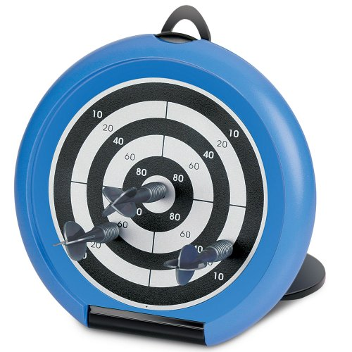 "Jacob 5"" Desktop Magnetic Dart Board Game"