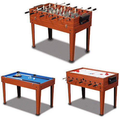 sportcraft pool table Sportcraft 3in1 MultiGame Table FOOSBALL