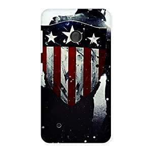 Premium Strong Sheild Back Case Cover for Lumia 530