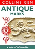 Antique Marks (Collins Gem) (0004722868) by HarperCollins