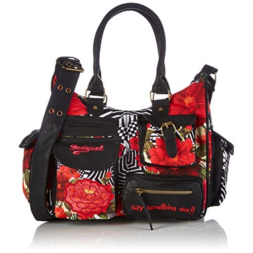Desigual Bols London Medium Tsukiflo, Women's Bag