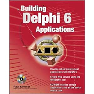 Delphi 6 Developer's Guide (Application Development)