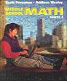 img - for Middle School Math Course 3 book / textbook / text book