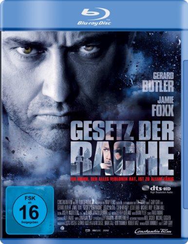 Gesetz der Rache [Blu-ray]