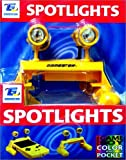 echange, troc Spots eclairants doubles jaune