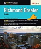 img - for ADC Greater Richmond Virginia Street Atlas (Richmond Virginia Street Map Book) book / textbook / text book