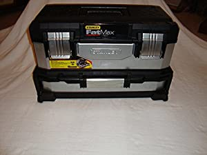 Stanley FMST20261 FatMax Metal and Plastic Toolbox with Drawer