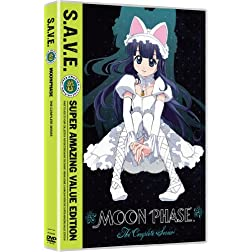 Moon Phase: The Complete Collection (S.A.V.E.)