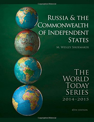 Russia And The Commonwealth Of Independent States 2014 (World Today (Stryker)) front-769143