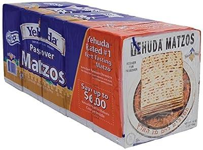Yehuda Matzo (Kosher for Passover) from Yehuda