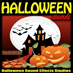 Halloween sounds 1 hour scary sounds for haunted house sound effects