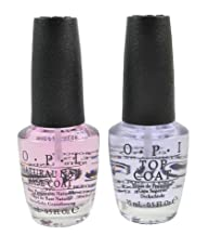 OPI Natural Nail Base Coat & Top Coat…