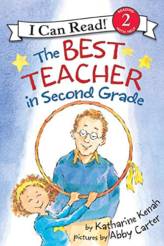 The Best Teacher in Second Grade (I Can Read Level 2) PDF