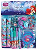 Little Mermaid Favor Pack 48 piece Ariel Ocean Girl Birthday Party Supplies