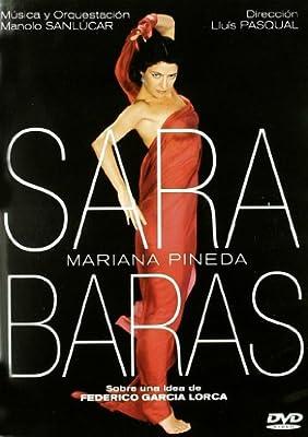 Mariana Pineda [DVD] (2003) Sara Baras; José Serrano; Luis Ortega; Miguel Cañ