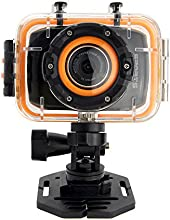 GigaMaxTMMini FHD 1080P 20 inch LCD Touch Screen Sports Action Camera Digital Camcorder with Waterpr