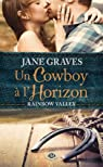 Un cow-boy � l'horizon par Graves