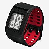 Montres cardio TomTom Nike + Sportwatch anthracite, rouge