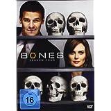 """Bones: Die Knochenj�gerin - Season 4 (7 DVDs)von """"Emily Deschanel"""""""