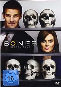 Bones Die Knochenj 228 Gerin Season 4 7 Dvds Amazon De
