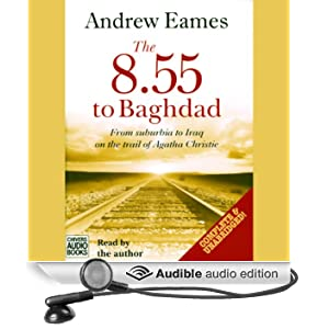 The 8.55 to Baghdad (Unabridged)