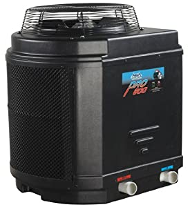 Aquapro above ground pool heat pump for Garden pool heater