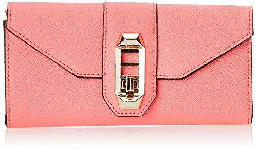 Rebecca Minkoff Mason Wallet, Watermelon, One Size