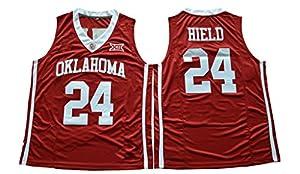 Kevin Men's Buddy Hield 24 Oklahoma Sooners NCAA Basketball Jersey