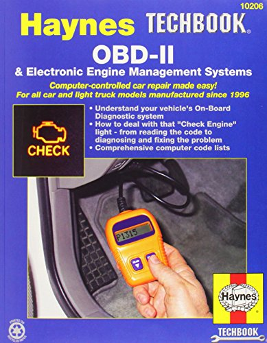 OBD-II (96 On) Engine Management Systems: 1 (Haynes Techbook)