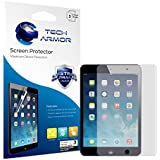 Tech Armor Apple iPad Mini Tablet Premium Anti-Glare & Anti-Fingerprint (Matte) Screen Protector with Lifetime Replacement Warranty for [3-Pack] - Retail Packaging