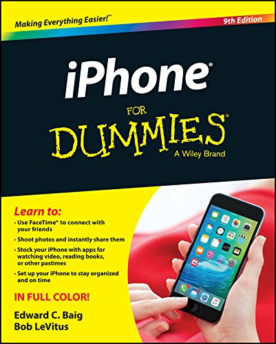 Download iPhone For Dummies