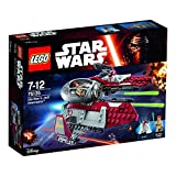 LEGO Star Wars - Obi-Wan's Jedi interceptor, multicolor (75135)