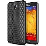 SPIGEN SGP case Tasche H�lle Bounce Series for Galaxy Note 3 Soul Black schwarz