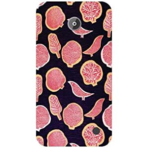 Nokia Lumia 630 Back Cover - Abstract Designer Cases